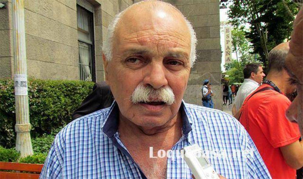 """Gilardi: """"Es un conflicto generado por el Ejecutivo y su persistencia de no dar respuestas a los trabajadores"""""""