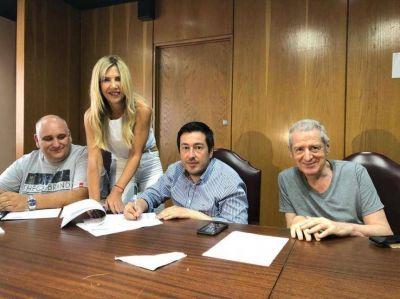 Nardini asumió al frente de la Junta Electoral del PJ provincial