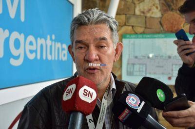 Soto reafirmó el apoyo de las 62 Organizaciones Peronistas a Urtubey