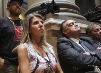 Arroyo Salgado renunció a la querella en la causa por la muerte de Nisman