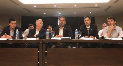 Puerto Buenos Aires presentó su plan de modernización en Córdoba