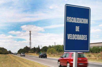 Aumentó la cantidad de radares en las rutas hacia Mar del Plata y la costa