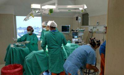 El exEmhsa ya tiene tres quirófanos habilitados y realizó dos cirugías