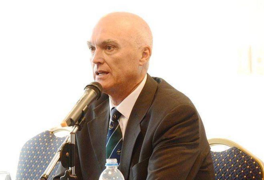 Marcelo Lobbosco asumió como interventor en el Inidep