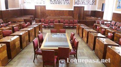 Mourelle y el abogado Barbieri notificaron a concejales sobre la suspensión de la Bonificación Docente