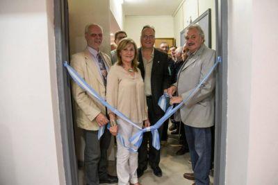 Ingenieros inauguran nuevas intalaciones en un su sede