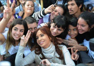 Cristina le sacó el puesto a Vidal y Marcos Peña