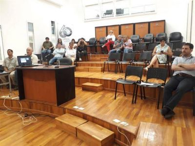 Se concretó la audiencia pública para dar tratamiento al proyecto de sitio de disposición final de residuos sólidos urbanos