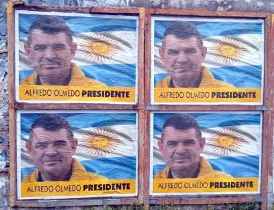 Alfredo Olmedo desembarca en Mar del Plata proponiendo Orden y Educación