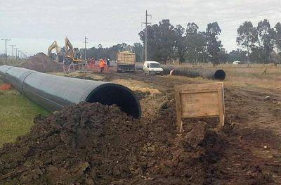 Proyectan que se finalice el Acueducto Oeste para mediados del 2019
