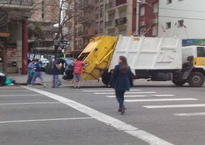Qué pasará con la recolección de residuos durante las fiestas