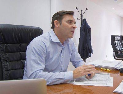 Patricio Lombilla habló de todo a días de las elecciones en la UPSRA