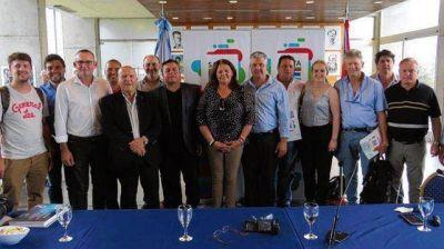 Otorgan aportes para saneamiento ambiental a Girsu San Jerónimo