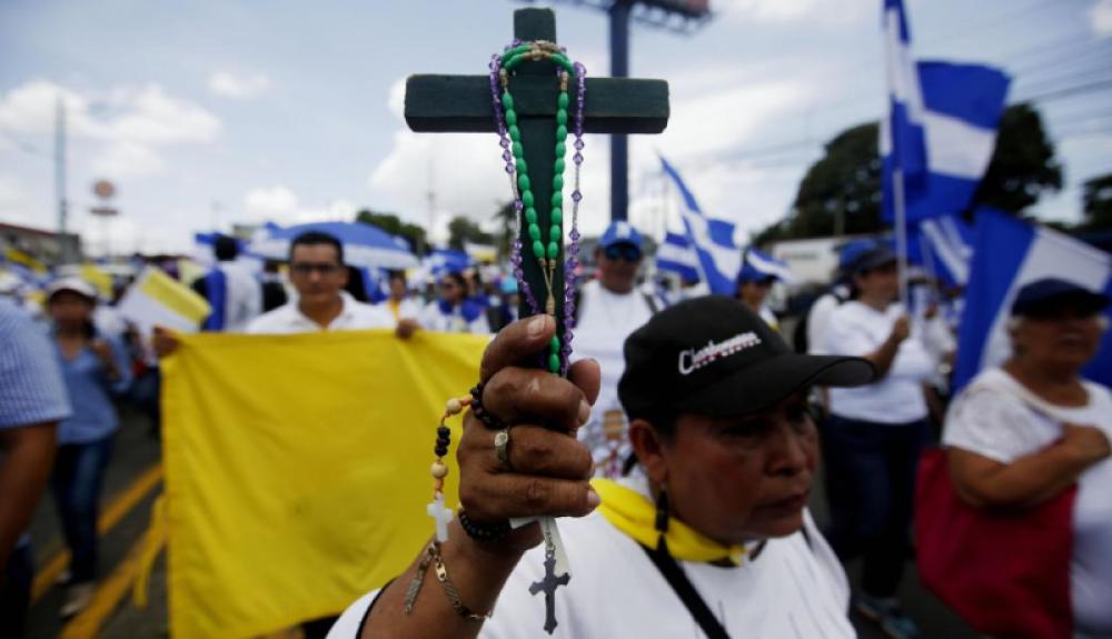 Nicaragua: Familiares de los presos políticos pidieron apoyo al Papa