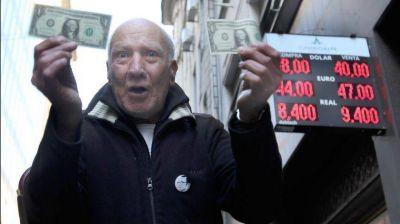 Habrá más dólares en la calle en 2019 pero no garantiza un valor planchado