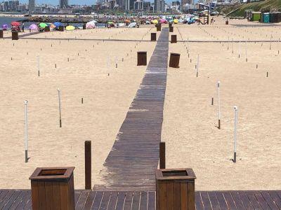 Vidal inaugura el viernes las playas públicas equipadas