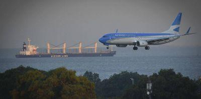 Los empleados de Aerolíneas se quedaron sin bono de fin de año