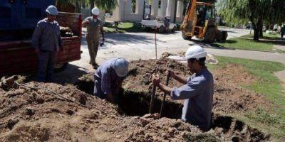 Licitarán la obra de cloacas para los barrios Villa Los Alamos y Aero Club