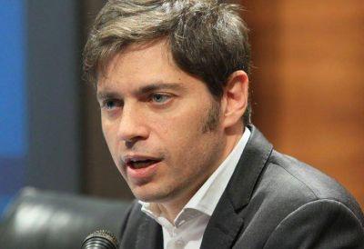Los intendentes del PJ blanquean resistencias a la candidatura de Axel