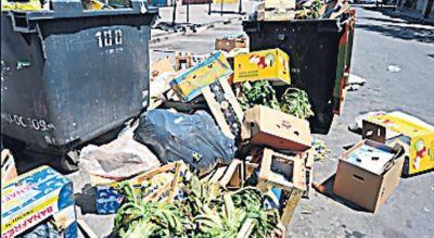 Mucha basura, pero sin caos