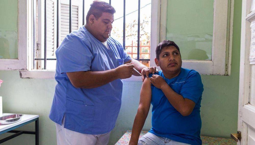 Vacunación contra la fiebre amarilla