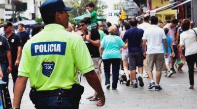 Con 13 mil policías y la tecnología como vedette de la temporada, Vidal lanza el Operativo Sol 2018/19