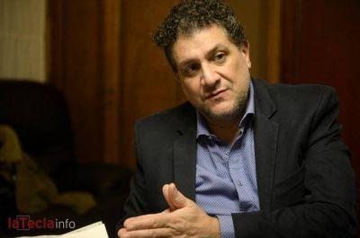 Luis Arias, lanzado para la intendencia de La Plata: