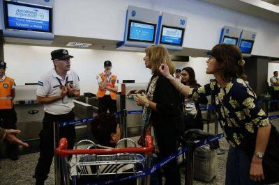 Conflicto aeronáutico: tras la conciliación obligatoria, Aeronavegantes se movilizarán a Plaza de Mayo