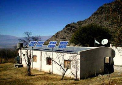 Educación y Energía Solar Argentina: 300 escuelas rurales con paneles solares