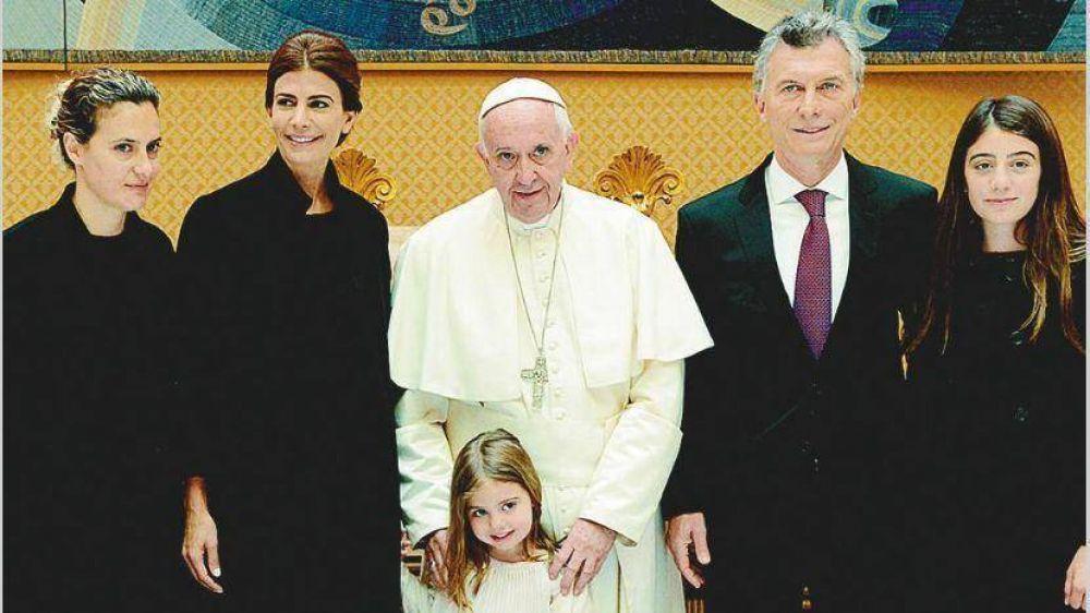 Alejados, Macri y el Papa delegan en funcionarios la relación Iglesia-Estado