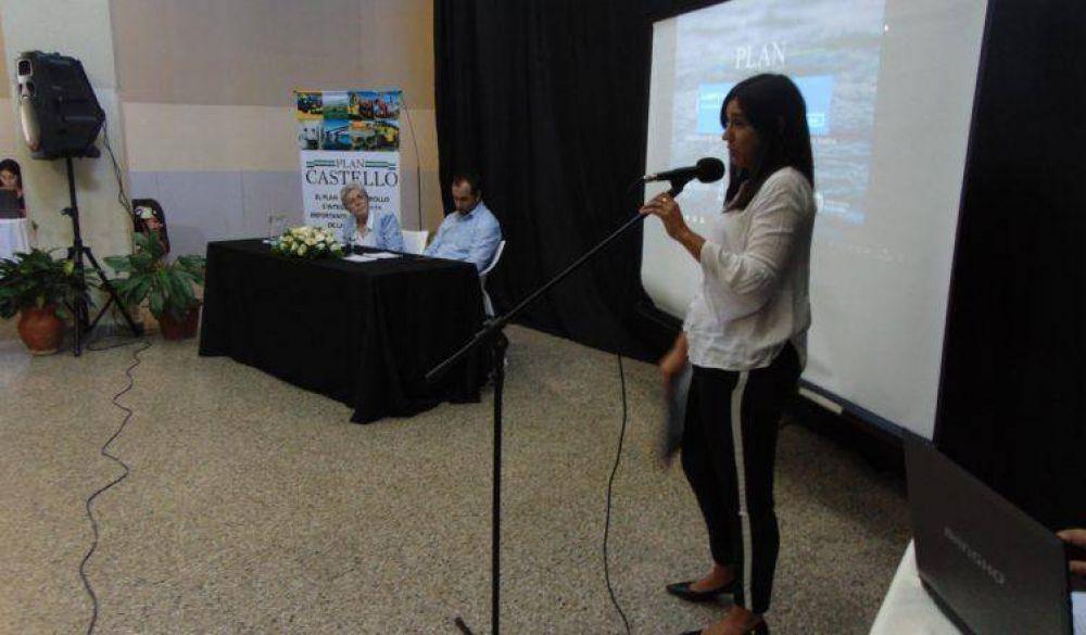 Molinari reclamó obras de saneamiento paralelas al nuevo sistema de desagüe cloacal