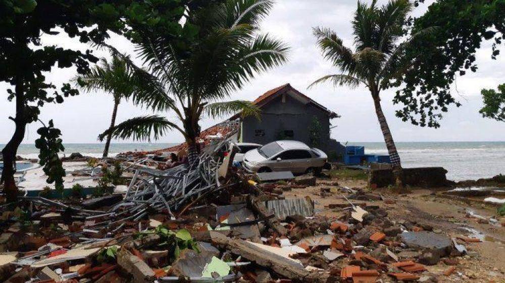 Llamamiento del Papa a la solidaridad por los afectados por el tsunami en Indonesia