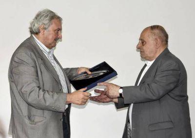 Sincericidio de Arroyo en la despedida a Mario del Ollio de OSSE
