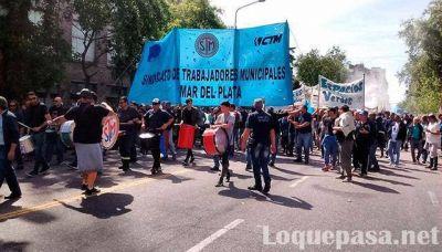 Municipales: no hubo acuerdo en La Plata y ahora decidirán los trabajadores