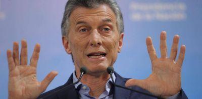 Prioridad para Mauricio Macri: evitar cualquier disparada del dólar
