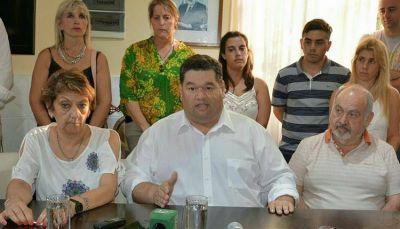 Estacioneros se manifestaron contra la tasa vial en los municipios