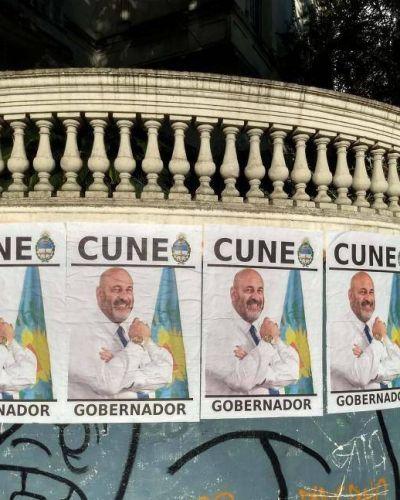 Uno más y van: candidato peronista a la Gobernación arrancó la campaña