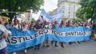 La Pastoral Social logró un acuerdo de reactivación entre Astillero y la Provincia