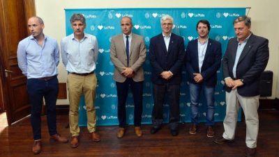 El municipio y la UNLP crearán un Plan Director de Reducción de Riesgo de Inundaciones