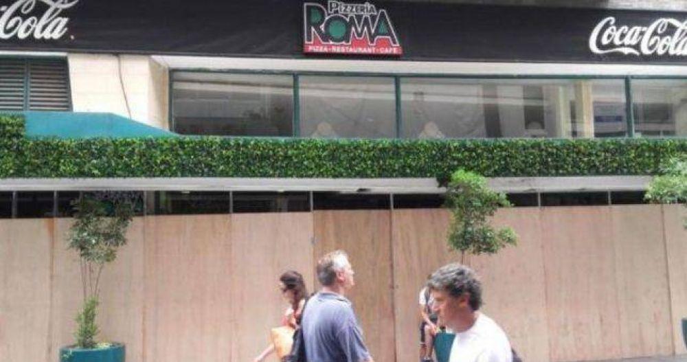 Pizzería Roma, otro icono de la gastronomía porteña que baja la persiana