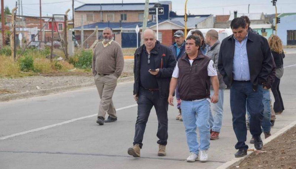 En 2019 se priorizará la obra del pluvial y la reparación de calles