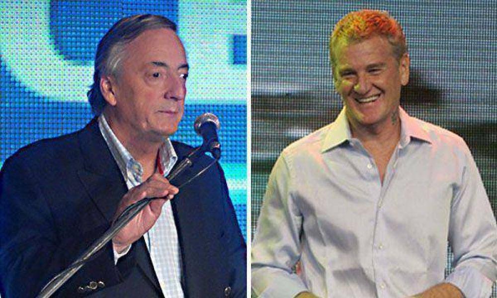 En las últimas elecciones de junio, Kirchner y De Narváez fueron los que más gastaron en la campaña