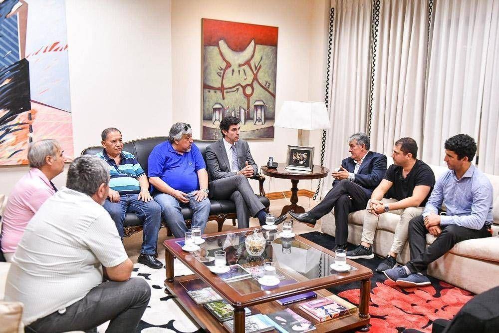 Soto afirma que la CGT supo acompañar la gobernabilidad de Macri