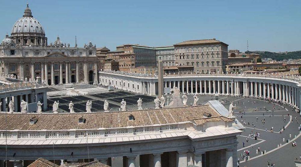 Vaticano emite primera condena por el delito de lavado de dinero