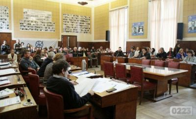 Arroyo y los concejales liman asperezas: acordaron mejorar el diálogo y trabajar en conjunto