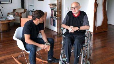 Murió el ex canciller Héctor Timerman