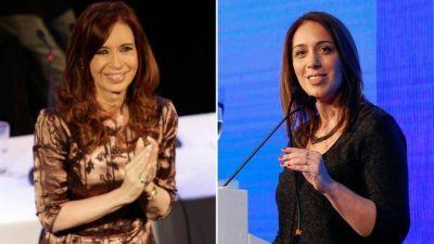 """En Cambiemos no descartan que CFK compita por la gobernación, pero dicen que Vidal gana """"tranquila"""""""
