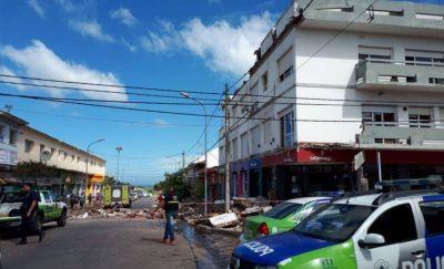 Tragedia en Mogotes: calificaron el derrumbe como