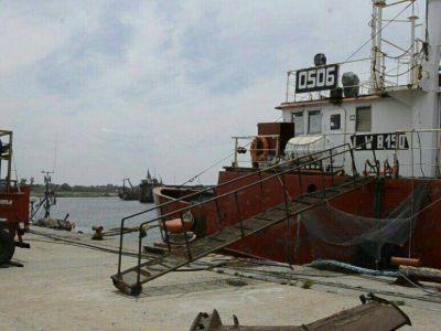 La estiba en Puerto Quequén, el primer eslabón de una cadena que se reactivó junto con la pesca