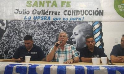 """Julio Gutiérrez: """"Los trabajadores de la seguridad privada votamos el 14 de enero"""""""